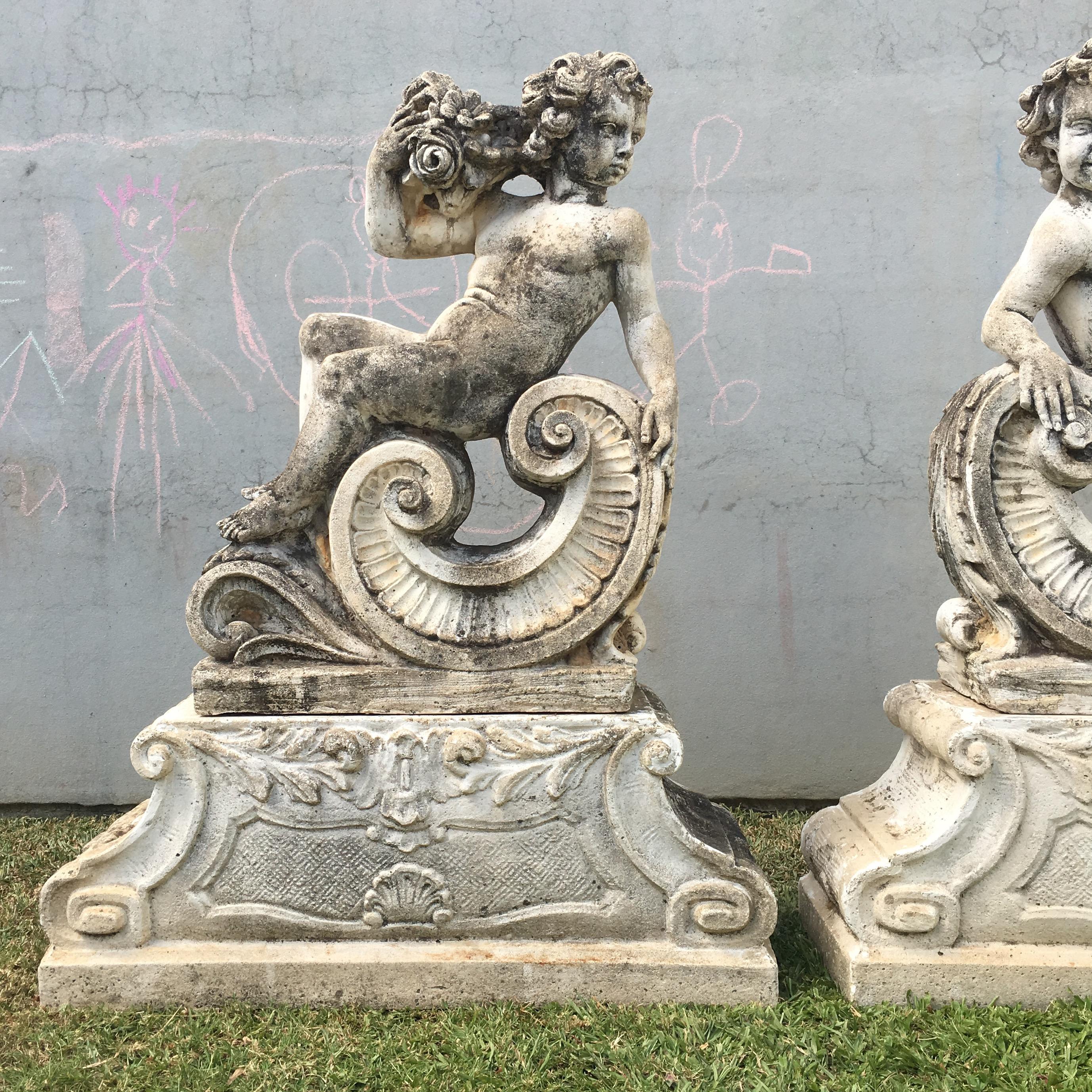 Antique Garden Statues Slubne Suknie Info