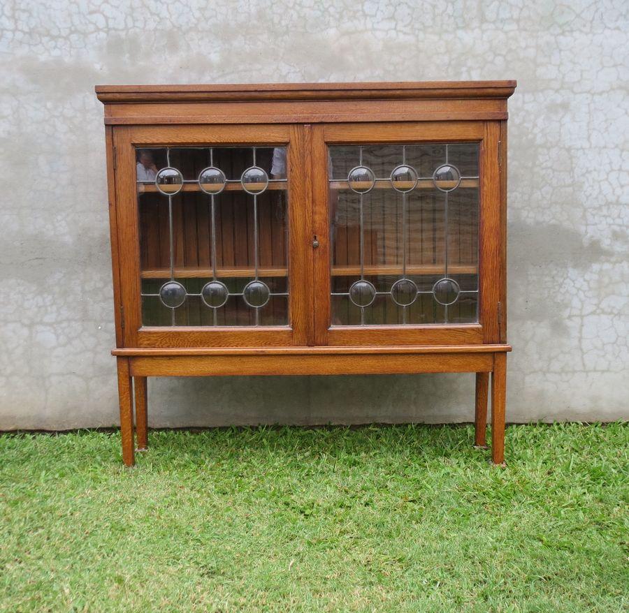 Sold English Oak Bookcase Michael Allen Antiques